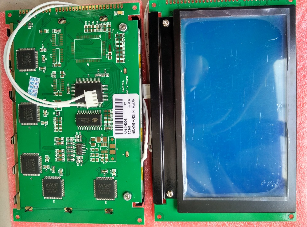 все цены на  SP14N003 LCD Panel Compatible Blue color new  онлайн