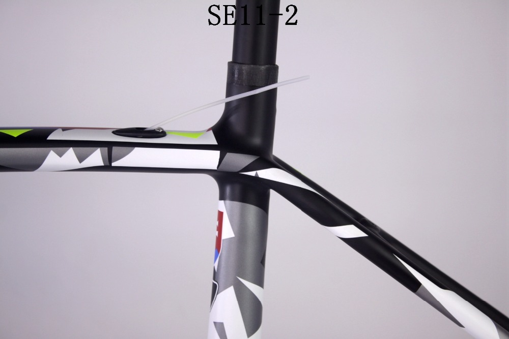 DCRF11 FORTSETZUNG marke carbon rahmen straße super licht edition ...