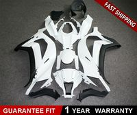 ZXMT Fairing Kit Fits For Kawasaki Ninja ZX10R 2011 2015 2013 2014 Unpainted White ABS Injection Bodywork