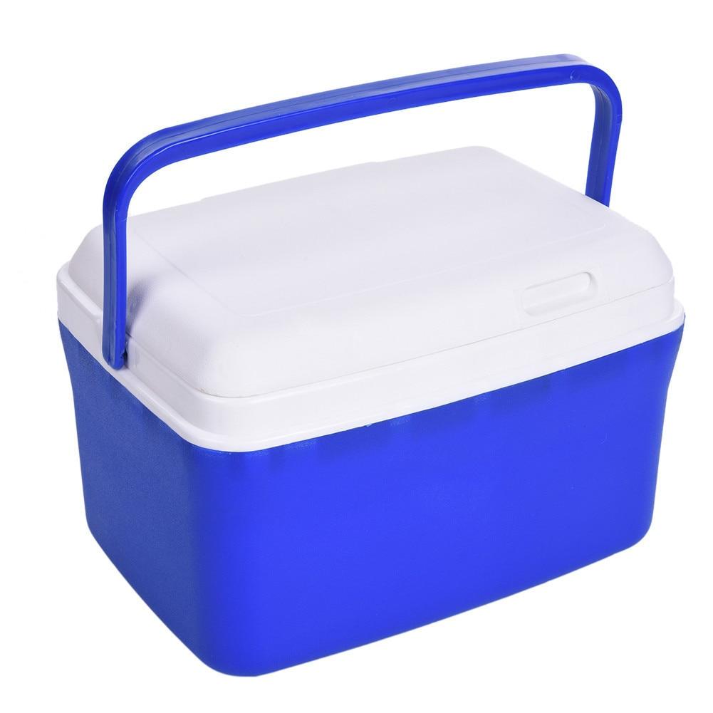 8L draagbare incubator koude en warme doos Mini koelbox Auto Warmer - Auto-elektronica