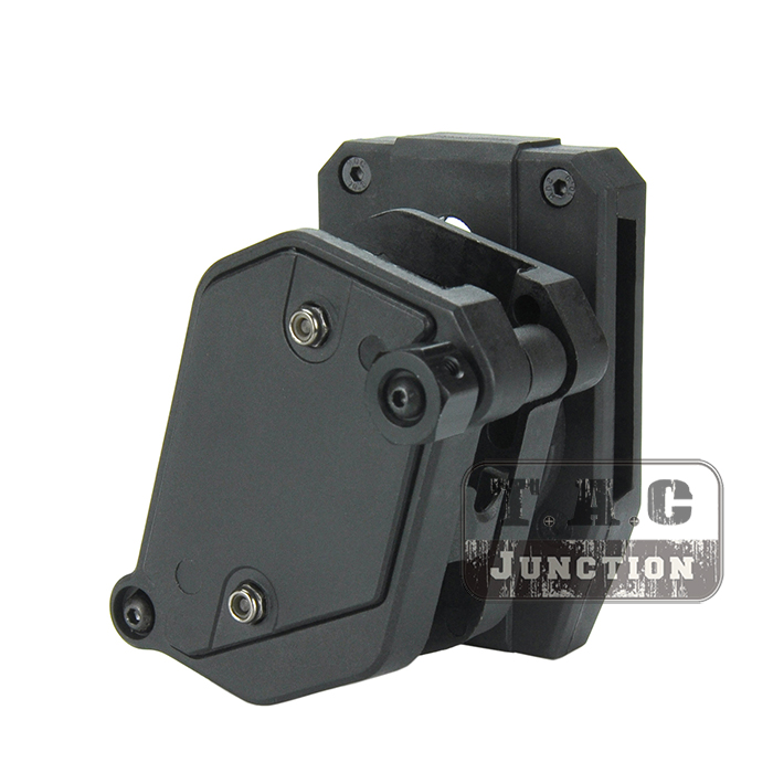 IPSC USPSA IDPA Competition Shooting Tactical Multi-Angle Adjustment Speed Shooter's Pistol Magazine Pouch Mag Holster Holder