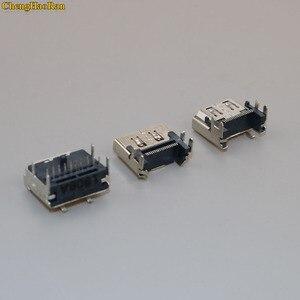 Image 3 - 5pcs חדש HDMI ממשק שקע עבור Sony PS3 Slim 3000 HD MI יציאת שקע ממשק מחבר עבור פלייסטיישן 3 PS3 slim 3000 מארח