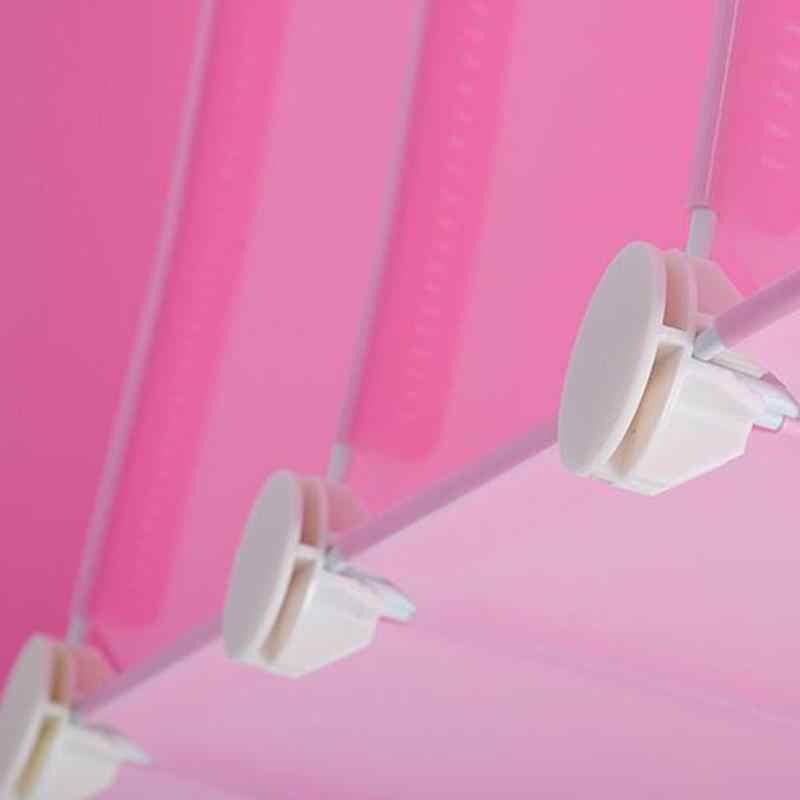 خزانة الجرف مشبك موصلات قفل مكعب لتقوم بها بنفسك وحدات خزانة منظم مفصلات أثاث خزانة