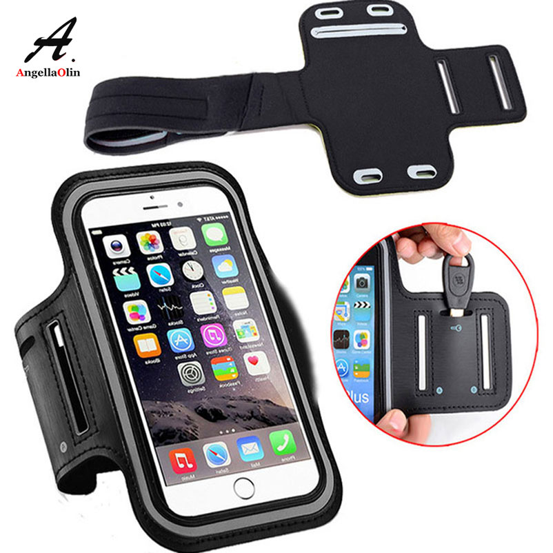 New Universal Waterproof Sports Running Armband Pouch Bag Case Mobile Phone Holder To Win A High Admiration Sports & Entertainment