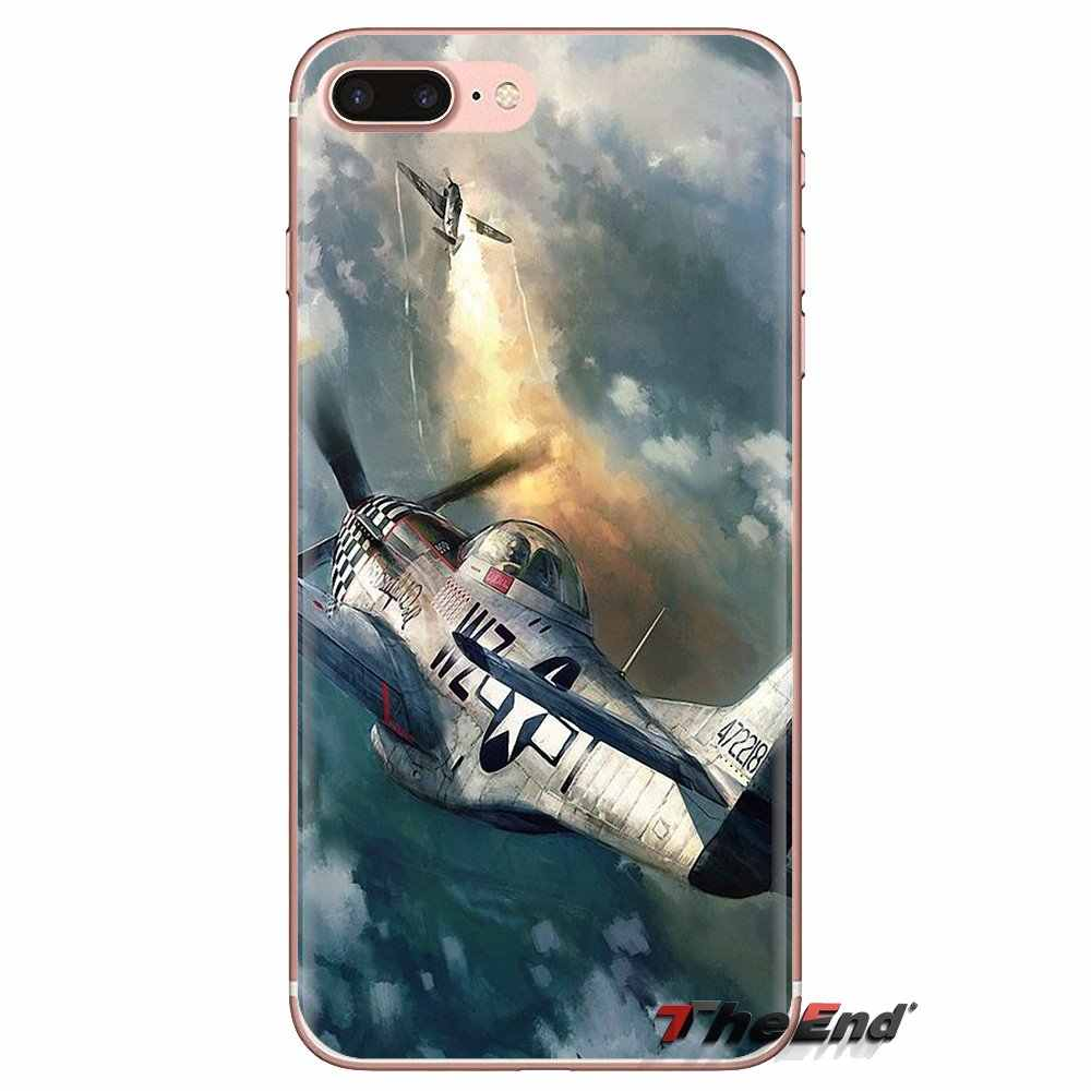 TPU Sacchetto di Caso Per Oneplus 3 T 5 T 6 T Nokia 2 3 5 6 8 9 230 3310 2.1 3.1 5.1 7 Plus 2017 2018 Fighting Falcon Fighter Aircraft Aereo