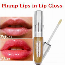 Sexy Long Lasting Lip Gloss Moisturizing Lip Plumper Waterproof Big Transparent Lip Gloss Makeup Drop Shipping