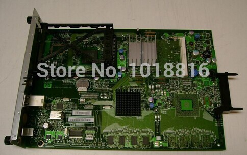 90% new original 100% test for HP4025 CP4025DN Formatter Board CC493-69001 printer parts on sale