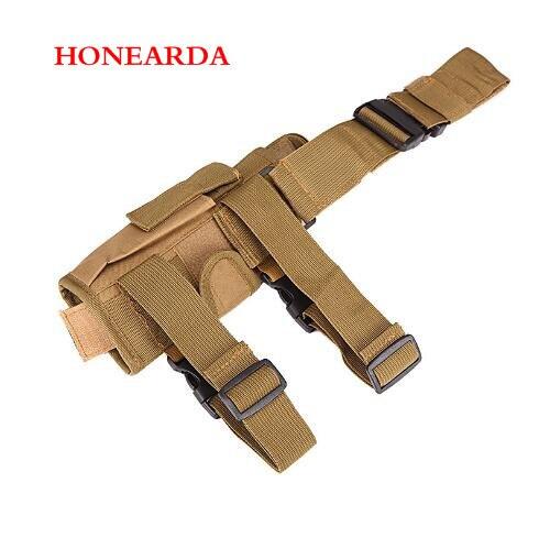 100pcs/lot Multi-functional Tactical Leg Bag Universal Training Outdoor Equipment Leg Cover
