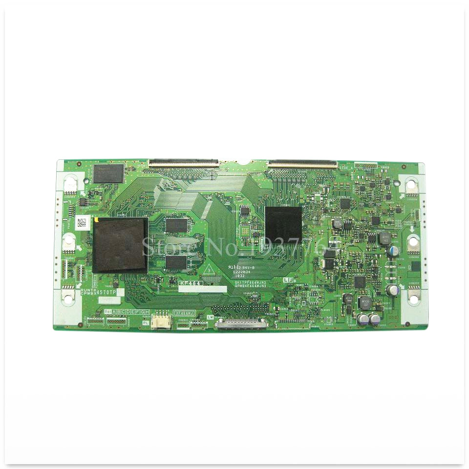 good working High quality for original second-hand XF464WJ CPWBX4570TP logic board good working high quality for second hand original frc tcon cmo 55pin logic board v400h1 lh3 screen