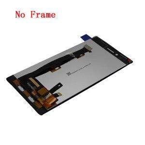 Image 4 - Lcd para lenovo vibe tiro max z90 display de tela toque para lenovo z90 z90a40 Z90 7 lcd z90 7 display substituição