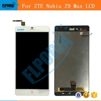 For ZTE Nubia Z9 Max NX510J LCD Display Touch Screen Digitizer Assembly For Nubia Z9 Max