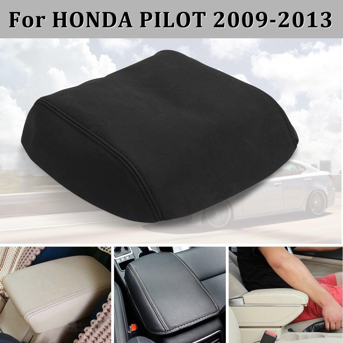 Center Console Cover for 2009 2010 2011 2012 2013 Honda Pilot Armrest Cover