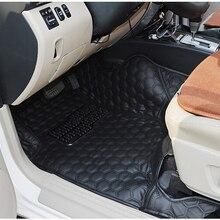 Ковры хорошо! Специальные коврики для Mitsubishi Pajero Sport 7 мест-2008 водонепроницаемые прочные 3 ряда ковров