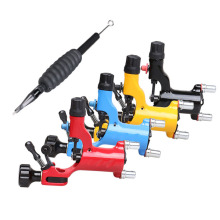 Rotary Tattoo Machine Shader & Liner Rotary Gun 7 Colors Assorted Tatoo Motor Gun Grips Kits Cheap