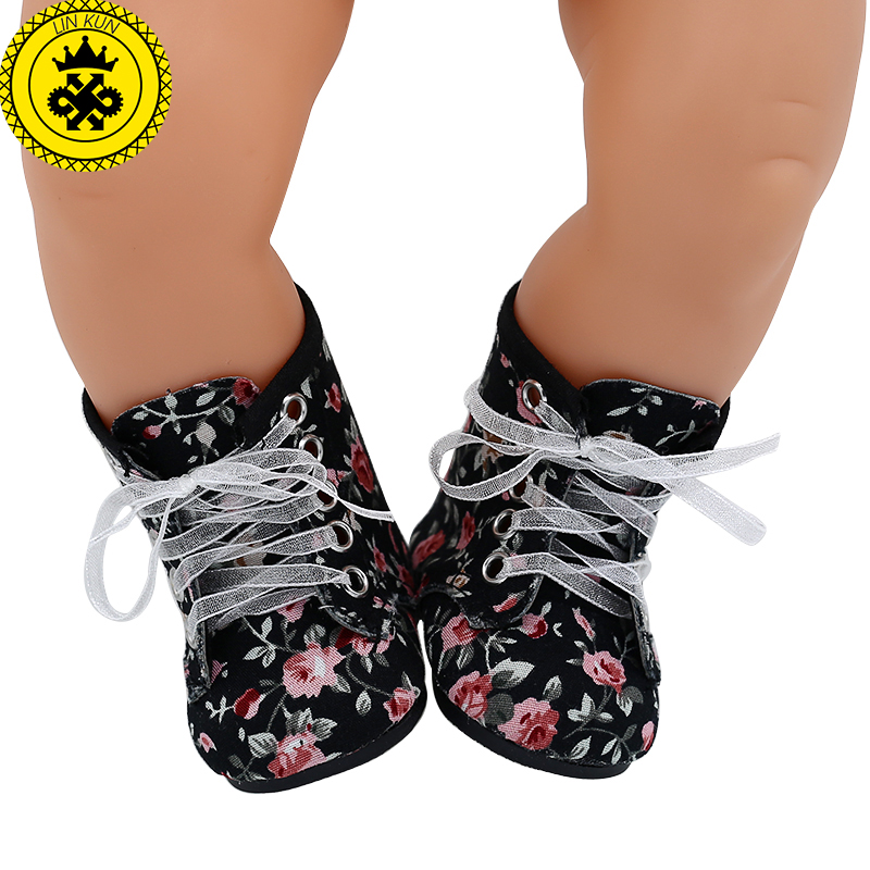 Baby Born Doll Shoes 5 Styles Cute Multicolor Boots Pink Snow Boots Fit 43cm Zapf Baby