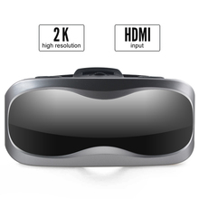 2017 Visionsky 3D VR Virtual Reality All in One Headset CPU RK3288 VR BOX Glasses 2K 2560*1440 Pix with Mini HDMI,Wifi
