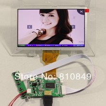 Details about  HDMI input LCD controller board+7inch 800×480 EJ070NA-03A /AT070TN93lcd for Raspberry Pi