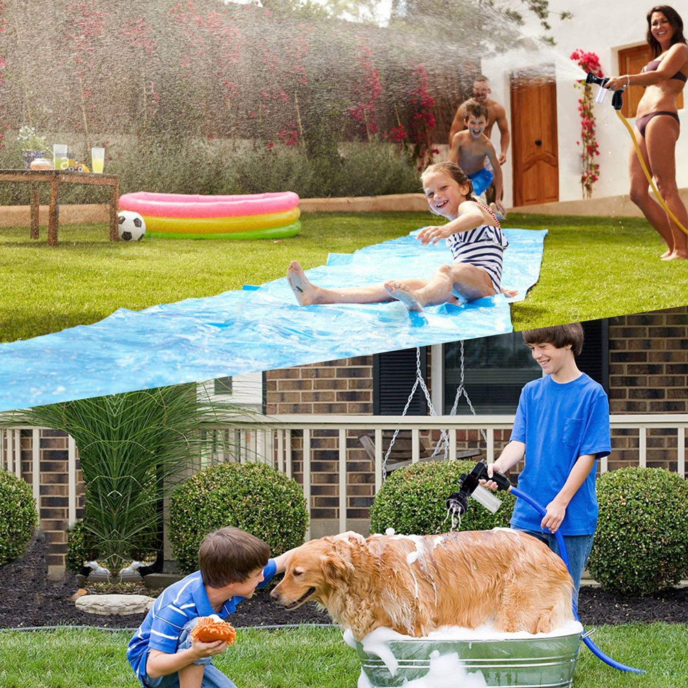 ISHOWTIENDA высококачественный распылитель для мойки автомобиля, садовый шланг, насадка-распылитель с 8 режимами для автомобильных домашних животных, Мойка под давлением
