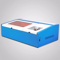 50W laser engraver USB PORT Updated CO2 Laser Engraving Machine