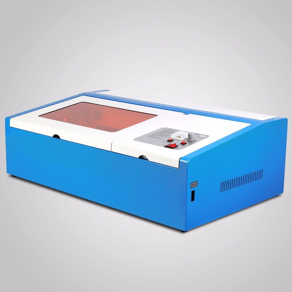 Machine de gravure laser CO2 mise à jour du PORT USB du graveur Laser 50 W