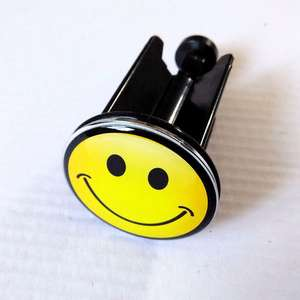 Bathtub Plug Washer Basin Bathroom-Sink-Stopper Brass Kiss-Rubber Small 40mm Smiling-Face