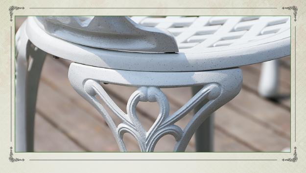 tables outdoor European aluminum 13