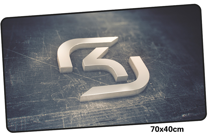 sk gaming mousepad gamer 700x400X3MM gaming mouse pad large Professional notebook pc accessories laptop padmouse ergonomic mat