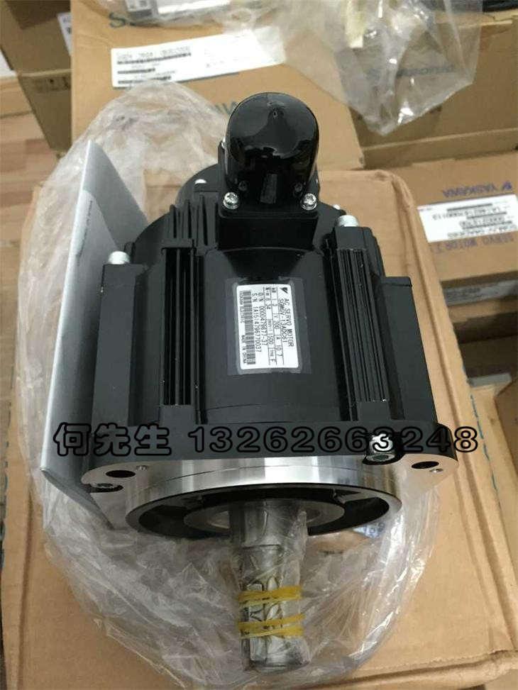 5 Series 1.3KW Yaskawa servo motor SGMGV-13ADC61 new original yaskawa ac servo motor sgm a5a3nt14 second hand looks like new tested working