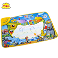 Multifunctional two in one Music Water Doodle Mat Child's Musical Play Mat for Baby Kids music carpet developing painting mats