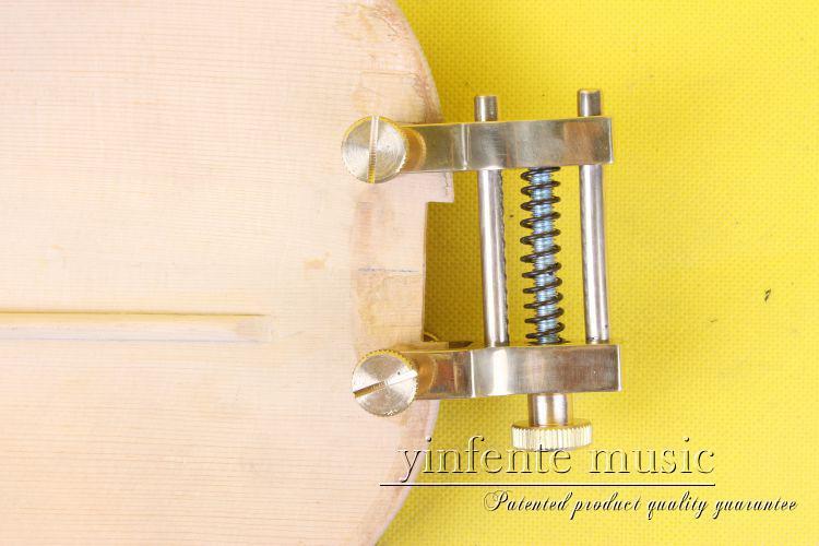 ФОТО  Violin EDGE CLAMP for repairing cracks tool,woodmaking tools