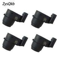 4 PCS PDC Parksensor Parking Sensor For BMW E81 E82 E88 E90 E91 E92 E93 E84  66209196705 9196705 66206934308