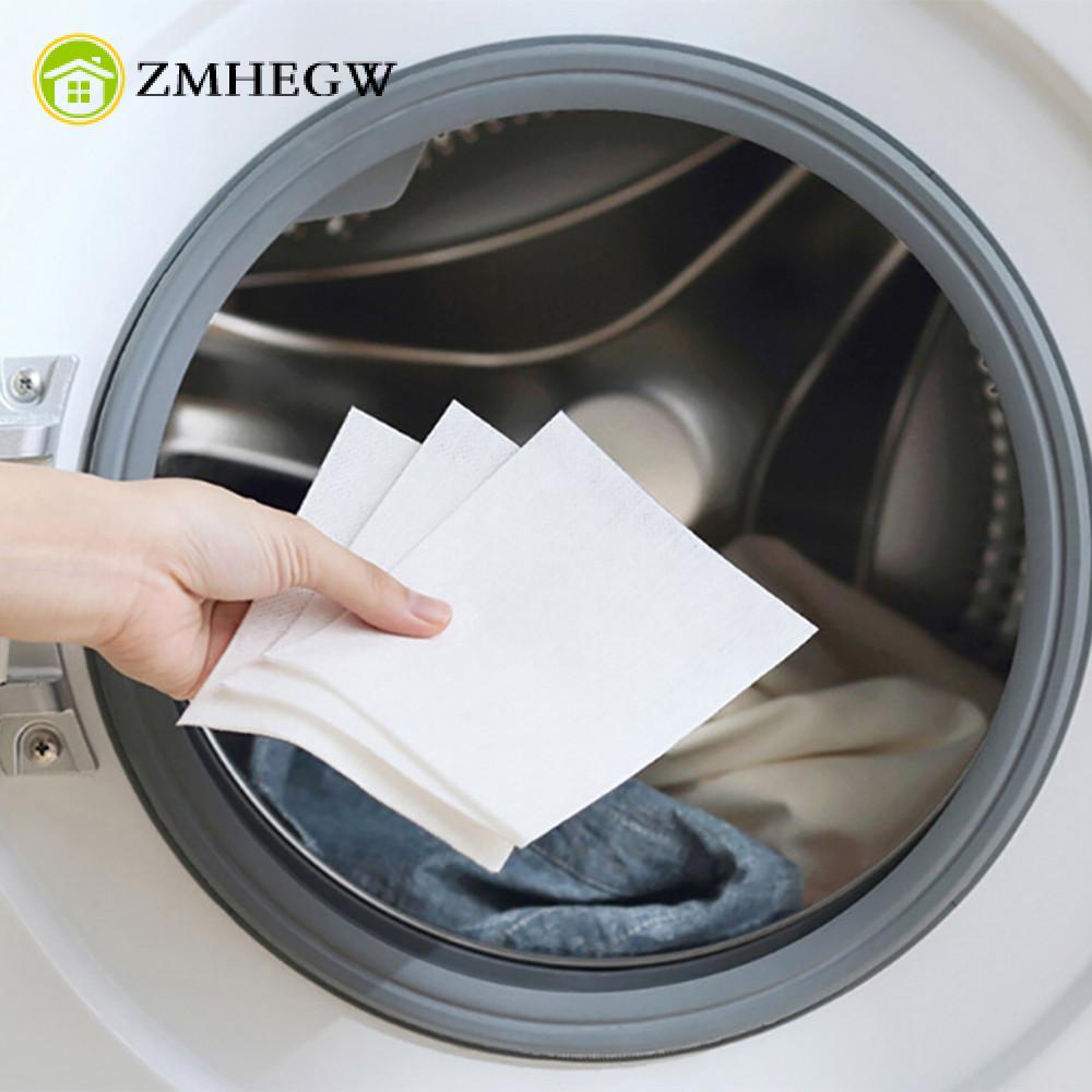 24pcs Laundry Papers Washing Machine Use Mixed Dyeing Proof Color Absorption Sheet Color Grabber Cloth 15x13x4cm Указатель поворота