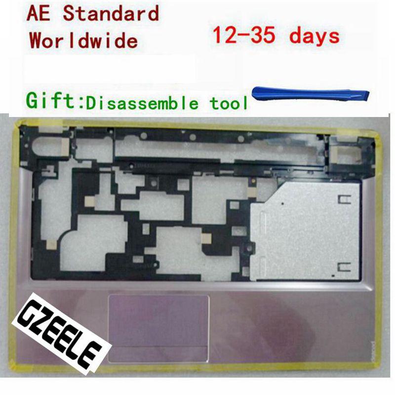 New For Lenovo Y570 Y570N Y575 TOP COVER Palmrest Upper Case AP0HB000600