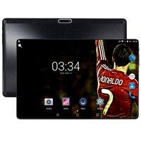 Модель mtk8752 Octa core 3g 4G LTE планшет 4 Гб ОЗУ 64 Гб ПЗУ 1280X800 5MP Android 8,0 планшет 10 дюймов gps мобильный телефон планшет 10,1