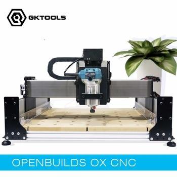GKTOOLS CNC Engraving Machine DIY OPENBUILDS Medium Type Large scale Small  Processing Wood Metal Plastic