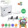 Ipcc 2ch 960 p cctv sistema wifi nvr kit 2 unids impermeable al aire libre ir cut visión nocturna de seguridad de vídeo kit de vigilancia
