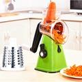 Нож из нержавеющей стали резак для овощей ручная овощерезка спиральная терка для сыра умный измельчитель овощей кухонный инструмент