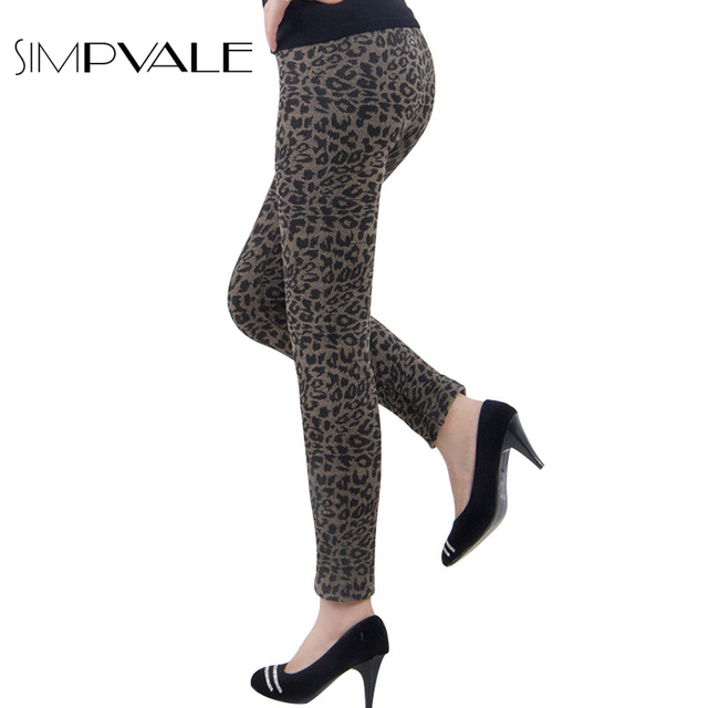 Leopard Print Women Leggings 2016 Winter Autumn Fashion Sexy And Velvet Thickened Warm Pants Leggings