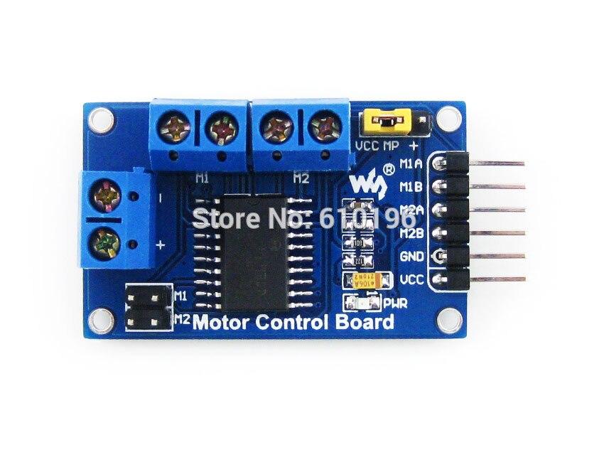 Motor Control font b Board b font L293D Expansion font b Board b font Onboard dual