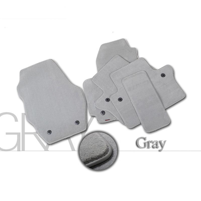 AUDI S5 2 Qapıları üçün bərk neylon avtomatik iysiz döşəmə - Avtomobil daxili aksesuarları - Fotoqrafiya 3