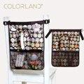 Colorland bolsa de cochecito de bebé colgando organizador bolsas de aislamiento botella de almacenamiento bolsas de pañales para el asiento cochecito back bolso del panal de viaje