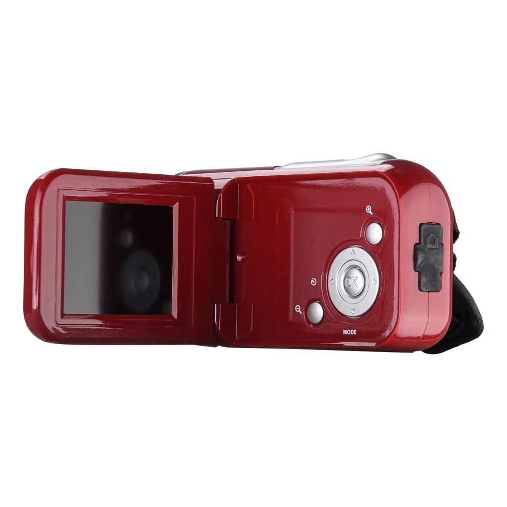 HTB1eHozOhnaK1RjSZFBq6AW7VXaz 2019 Video Camcorder HD 720P Handheld Digital Camera 4x Digital Zoom 2.0 inch 28#