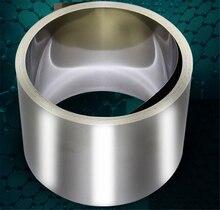 0.2mm x 50mm 99.96% Saf Nikel Plaka Kayış Şerit Levhalar saf nikel Pil elektrot için nokta kaynak makinesi 18650 nikel