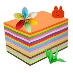 A4 tamanho multiuso cor DIY Criativo handmade corte de papel colorido para estudantes e escritório tesouras de papel