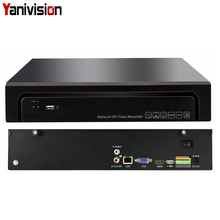 H.265/H.264 32CH 5.0MP ONVIF UHD 4K 25CH NVR DVR مسجل فيديو IP كاميرا مراقبة الأمن نظام الدائرة التلفزيونية المغلقة 2 SATA دعم 8 تيرا بايت