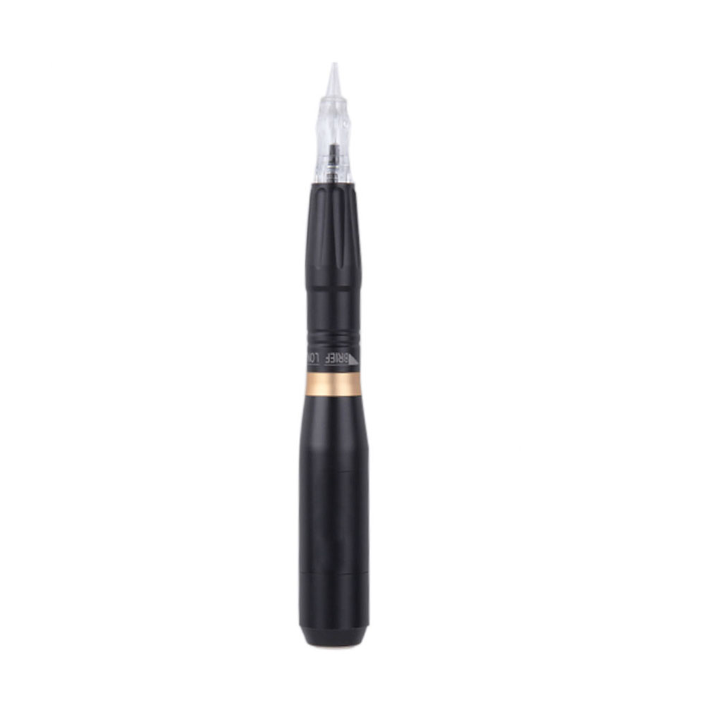 Biomaser HP100 Permanent Makeup Machine Professional Eyebrow lip Tattoo kit with 3 Biomaser Cartridge 3D Microblade Tatto Gun