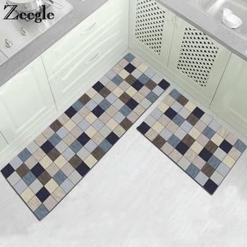 Zeegle antypoślizgowy stół i krzesła maty podłogowe dywan kuchenny dywaniki do salonu chłonne maty do łazienki dywany do sypialni wycieraczka
