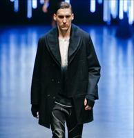 Новый на осень зиму молодежи Тонкий теплый Тренч пальто в длинный густая шерсть пальто Мужская мода шерстяное пальто. S 6XL!