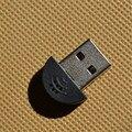 Portatile Estúdio Menor Super Mini USB 2.0 Microfone sem fio Mic Adaptador Audio Driver-Free 100-16 kHz para Mac PC Notebook
