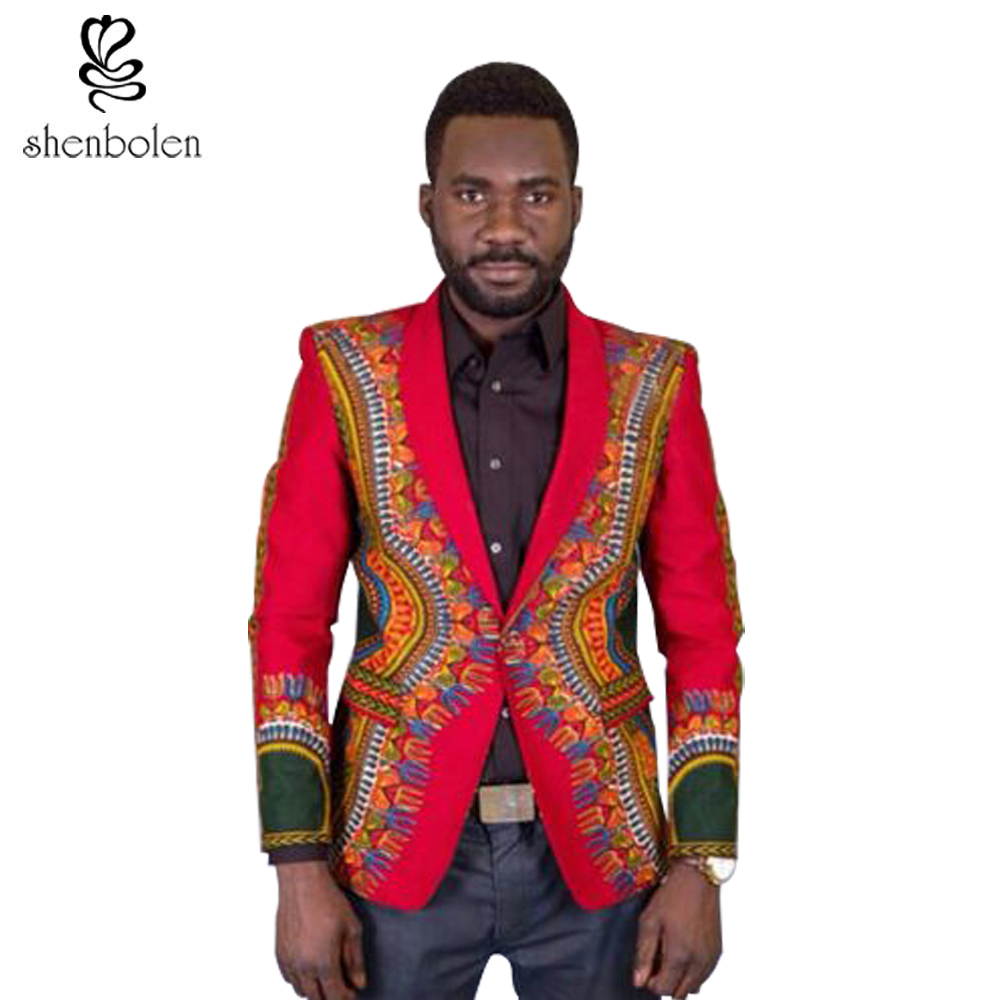 African Clothes For Men Leisure Suit African Clothing